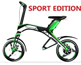 Portable Electric Bicycle Electric Bike Folding