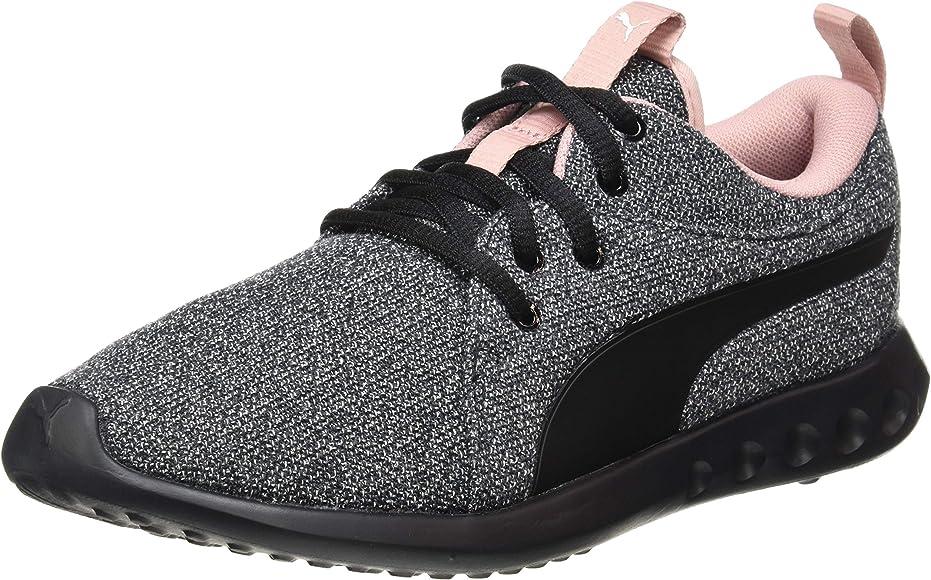 PUMA Carson 2 Knit NM Wns, Zapatillas de Running para Mujer, Black ...