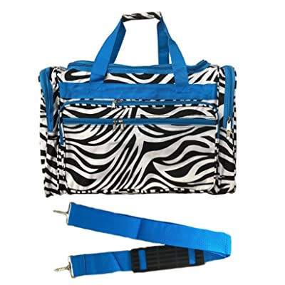 19-inch Duffle Bag | Multiple Design | Travel Size Duffel Bag by Unique Traveler