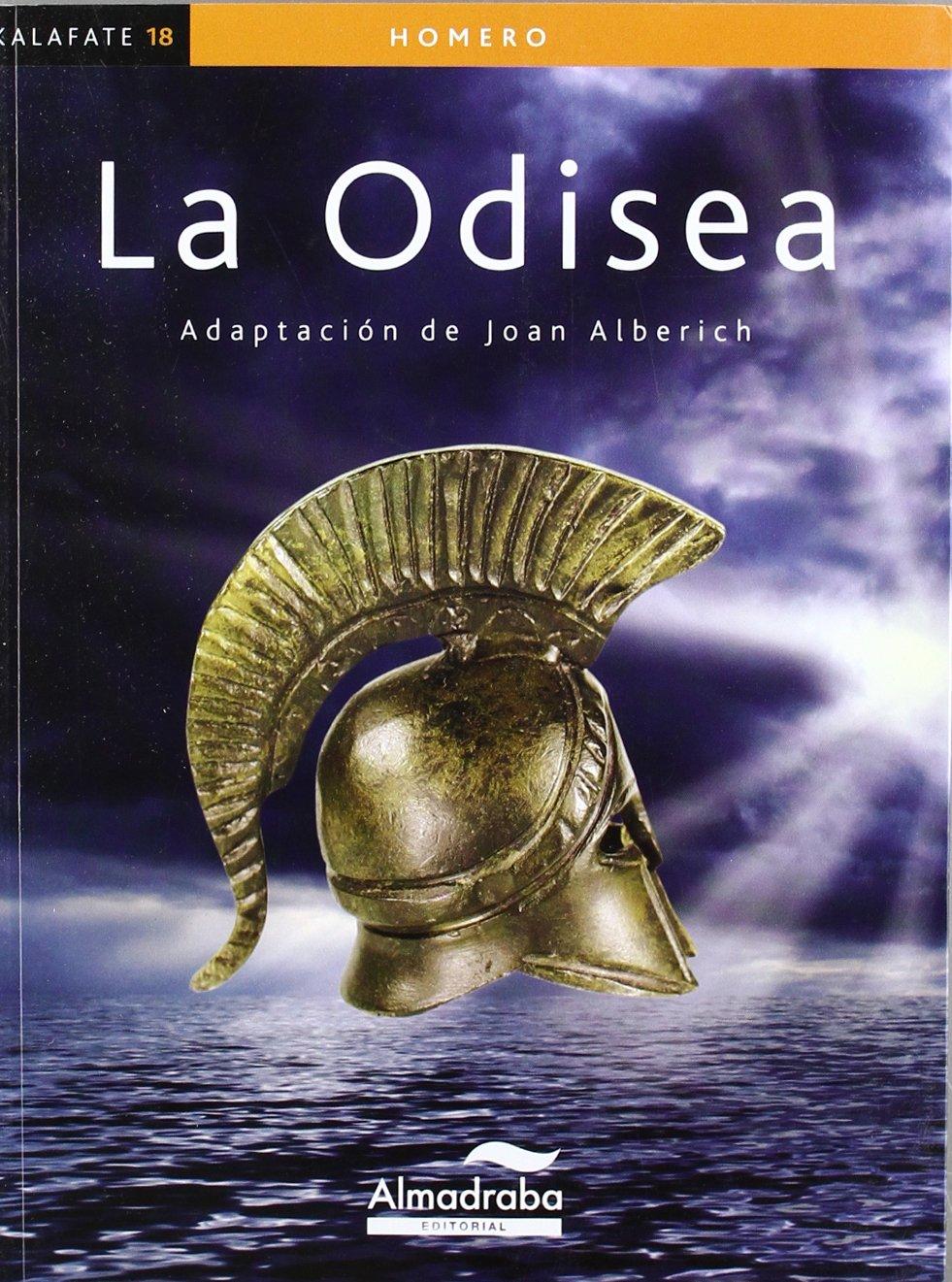 Odisea, La (kalafate) (Colección Kalafate): Amazon.es: Homero, Bosch, J., Alberich Mariné, Joan, Alberich, Joan: Libros