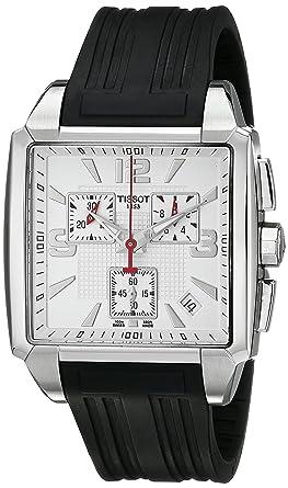 Tissot T 0055171727700 - Reloj cronógrafo de caballero de ...