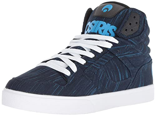 1b3df62024 Osiris Men's Clone Skate Shoe, Blue/Knit, 6 M US: Amazon.co.uk: Shoes & Bags