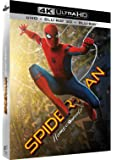 SPIDER-MAN : HOMECOMING - UHD + BD 3D + BD (UV) [Blu-ray]