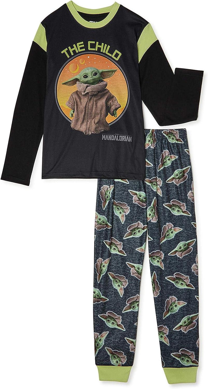 Amazon.com: Star Wars The Child Baby Yoda Boys Pajama Set: Clothing