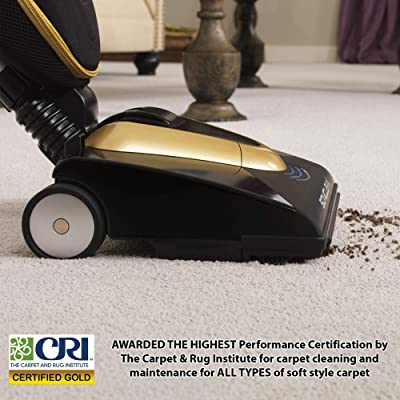Soniclean (Soft Carpet) Upright Vacuum Cleaner