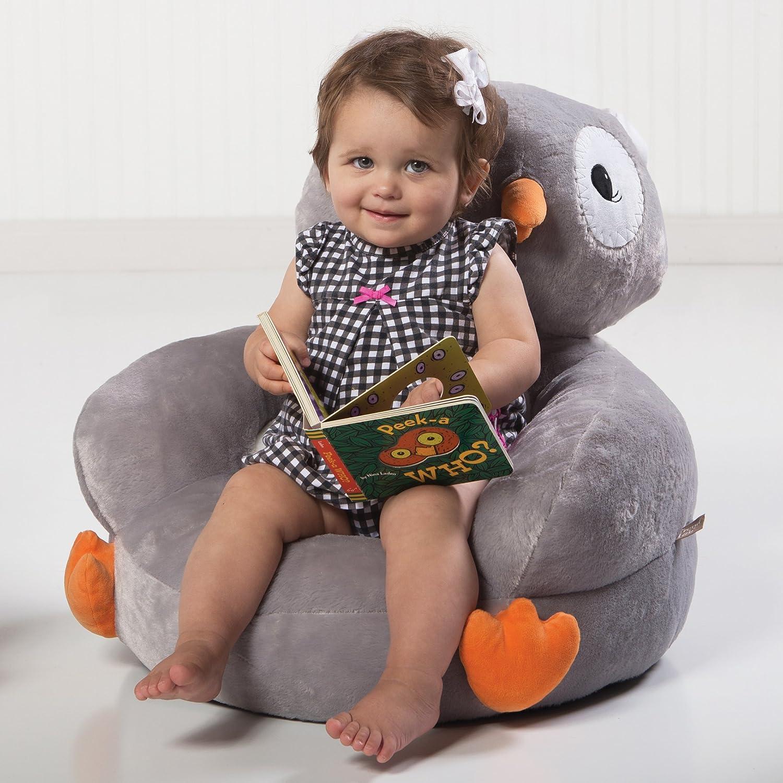 Amazon Trend Lab Children s Plush Chair Moose Baby