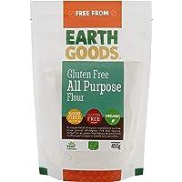 Earth Goods Organic Gluten Free All Purpose Flour, 450 gm