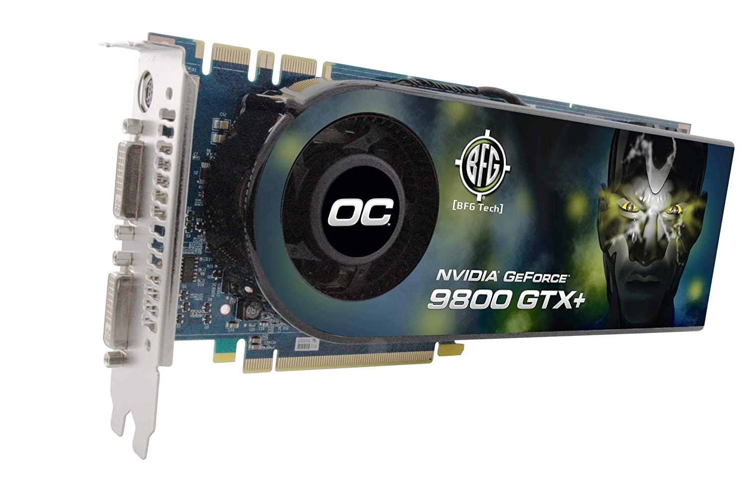 Video card GeForce 9800 GTX: review, features, reviews 55