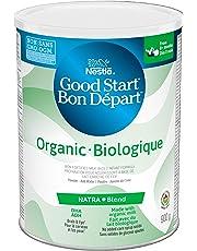 NESTLÉ GOOD START Organic with DHA, Baby Formula, Powder, 0+ months, 900 g