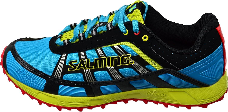 Salming Trial T1 Zapatillas Running Hombre - 46 EU: Amazon.es ...