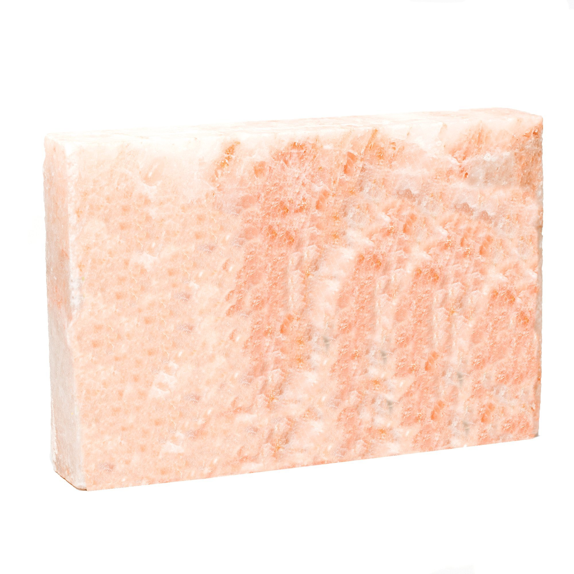 Salt Rox Natural Pink Himalayan Rock Cooking & Grilling Seasoning Stone, Large