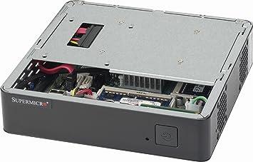 Supermicro CSE-101S Carcasa de Ordenador Rack Black - Caja ...