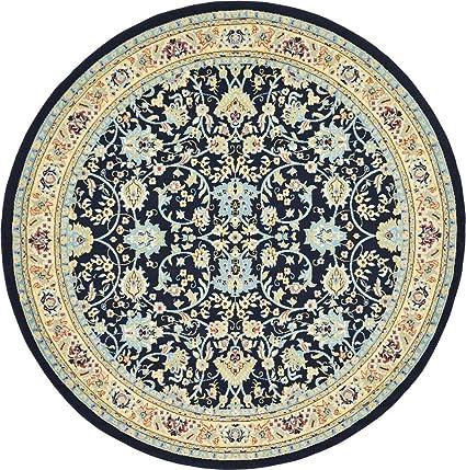 Amazon Com Round Circle Rug Carpet Turkish Persian Design Deal Sale