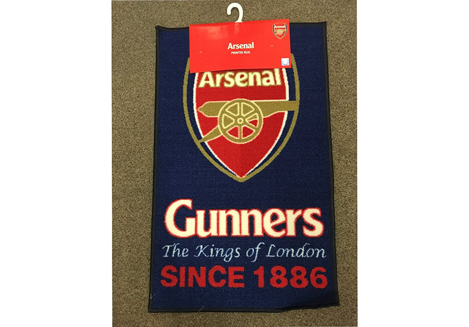 Arsenal Football Club Crest Tapis