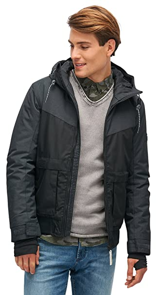 Hombre Blouson es Amazon Tailor Denim Para Chaqueta Winter Tom HtYvqwHp