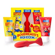 Boudreaux's Butt Paste Rash Kicking Kit | Diaper Rash Ointments & Diaper Cream Applicator