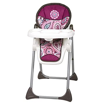 Amazoncom Baby Trend Sit Right High Chair Paisley Baby