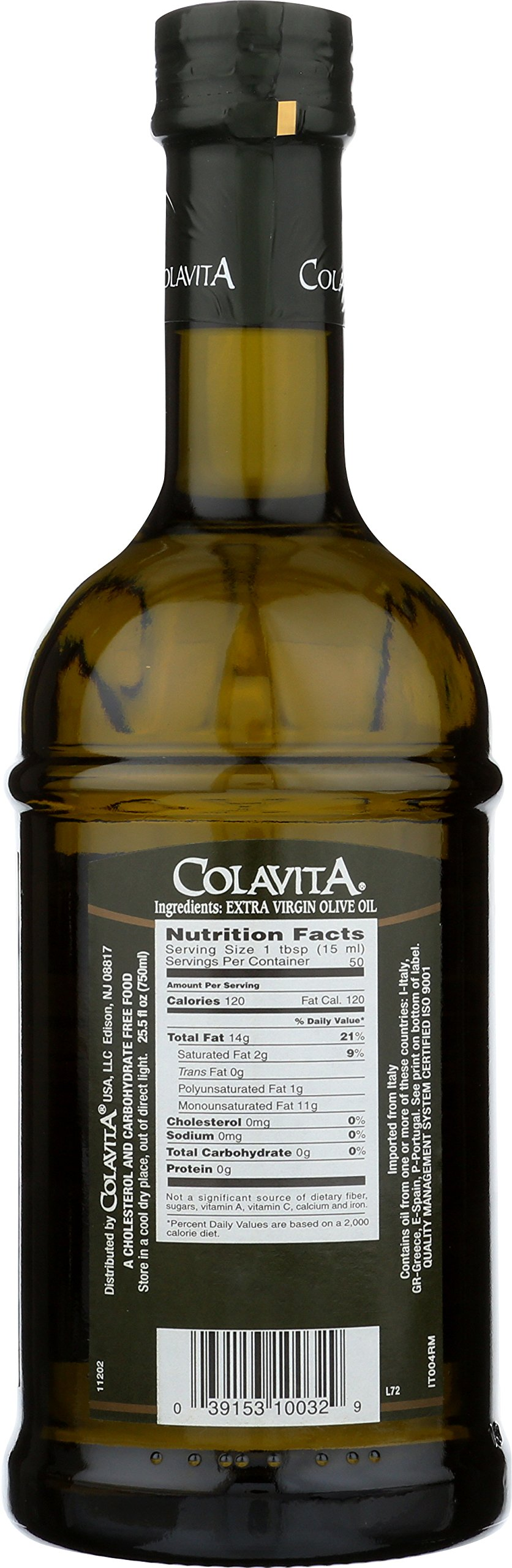 Colavita Extra Virgin Olive Oil Special, 25.5 Ounce (Pack of 2) by Colavita (Image #2)
