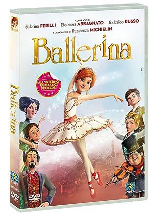 ballerina dvd Italian Import: Amazon.ca: DVD