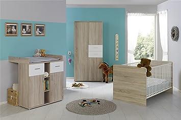 Kinderzimmer komplett set günstig  Babyzimmer Komplettset / Kinderzimmer komplett Set ELISA ...