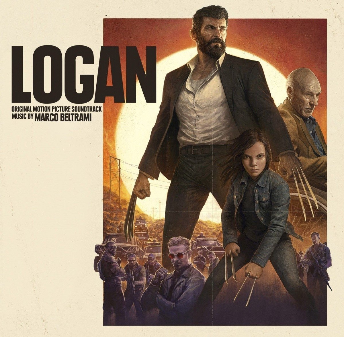 Vinilo : Soundtrack - Logan (Original Motion Picture Soundtrack) (2 Disc)
