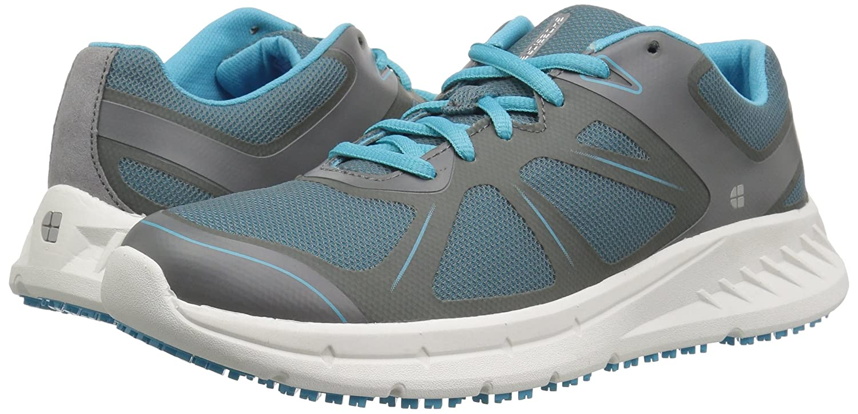 Shoes For Crews Women's Vitality Ii Slip Resistant Work Sneaker B07BHJFY7B 7 B(M) US|Blue