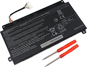 Gomarty PA5208U-1BRS Battery Compatible with Toshiba Satellite P55W E45W E45W-C4200X E45W-C4200 P55W-C5204 P55W-C5208 P55W-C5200X P55W-C5314; Chromebook CB35-B3330 CB35-B3340 CB35-C3300 CB35-C3350