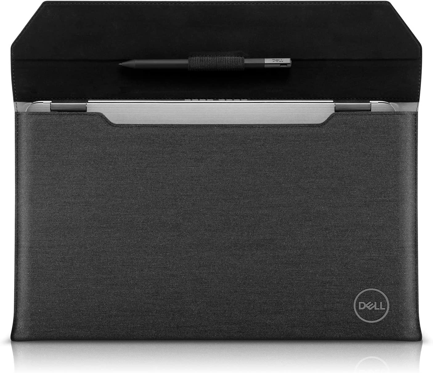 Dell Premier Sleeve 14 (PE1420V) has a Stylish and Contemporary Sleeve Design and Offers Sturdy Protection from for Your Dell Latitude 7400 2-in-1 When You are on-The-go (PE-SV-14-20)