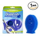 DishFish Scrubber CP101-1, Multi-Purpose Cleaning