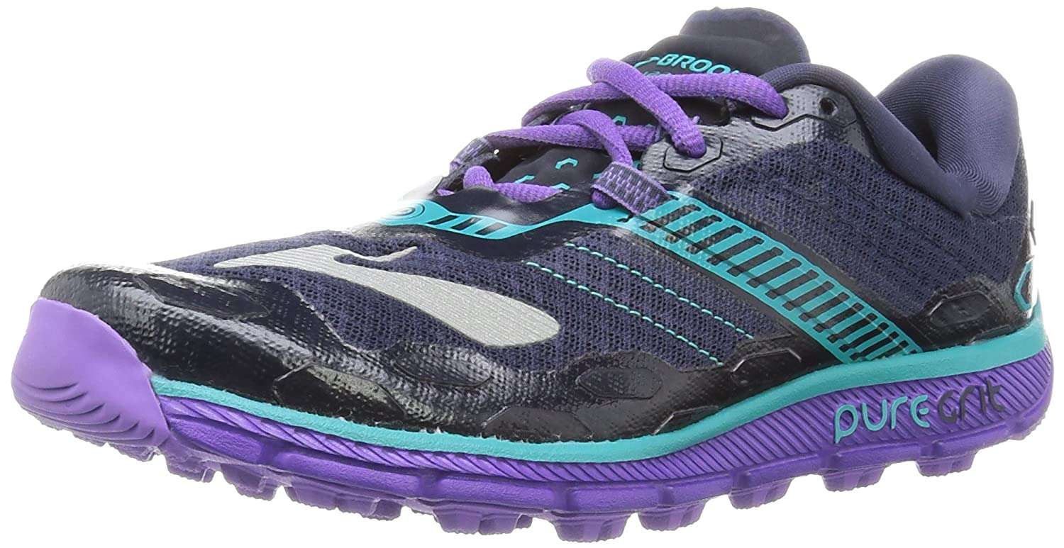 52af6a5877b Brooks Women s PureGrit 5 Running Shoes  Amazon.co.uk  Shoes   Bags