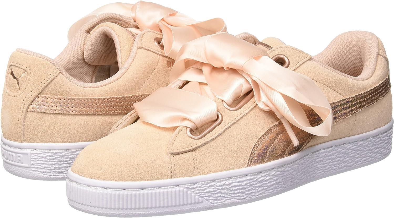 PUMA Suede Heart Lunalux, Sneakers Basses Femme