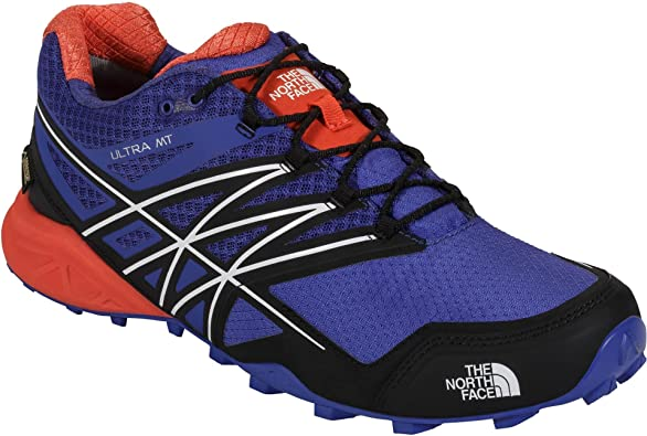 The North Face M Ultra MT GTX, Zapatillas de Trail Running para ...