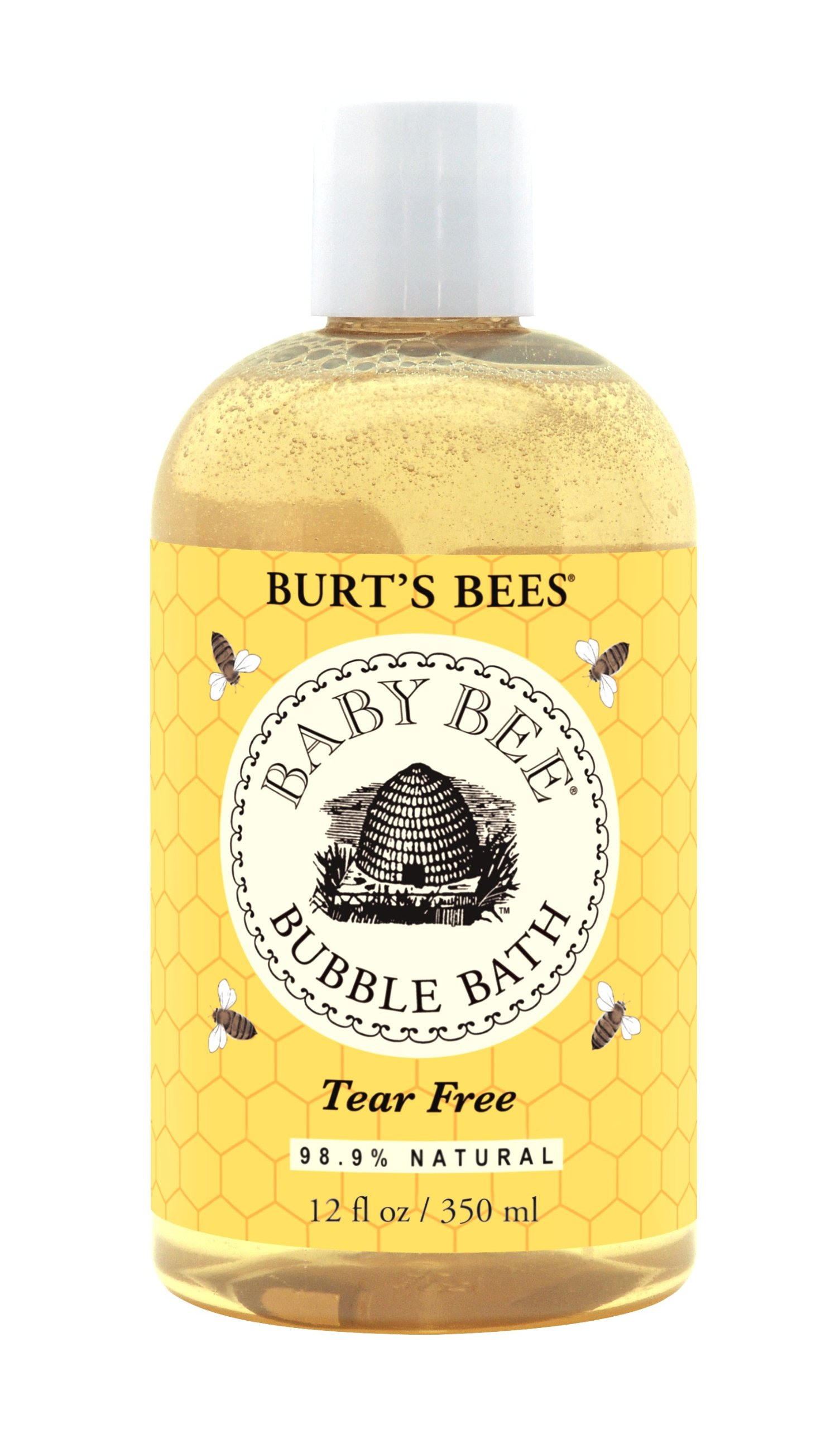 Burt's Bees Baby Bee Bubble Bath, 12-Ounce Bottles (Pack of 2) by Burt's Bees Baby