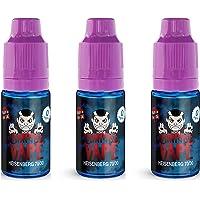 3 botellas de esencia Heisenberg de Vampire Vape;