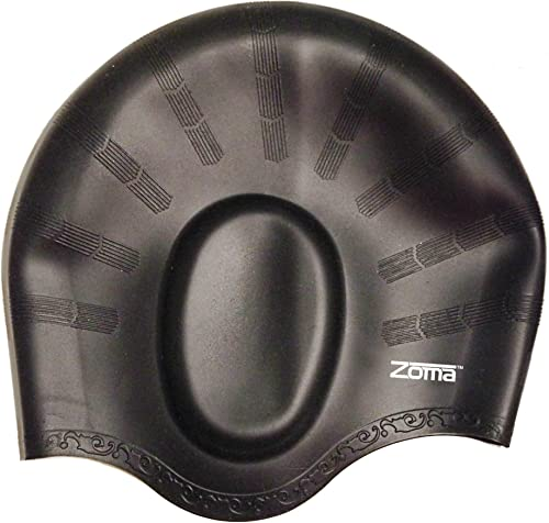 Swim Cap for Women and Men with Average or Large Heads