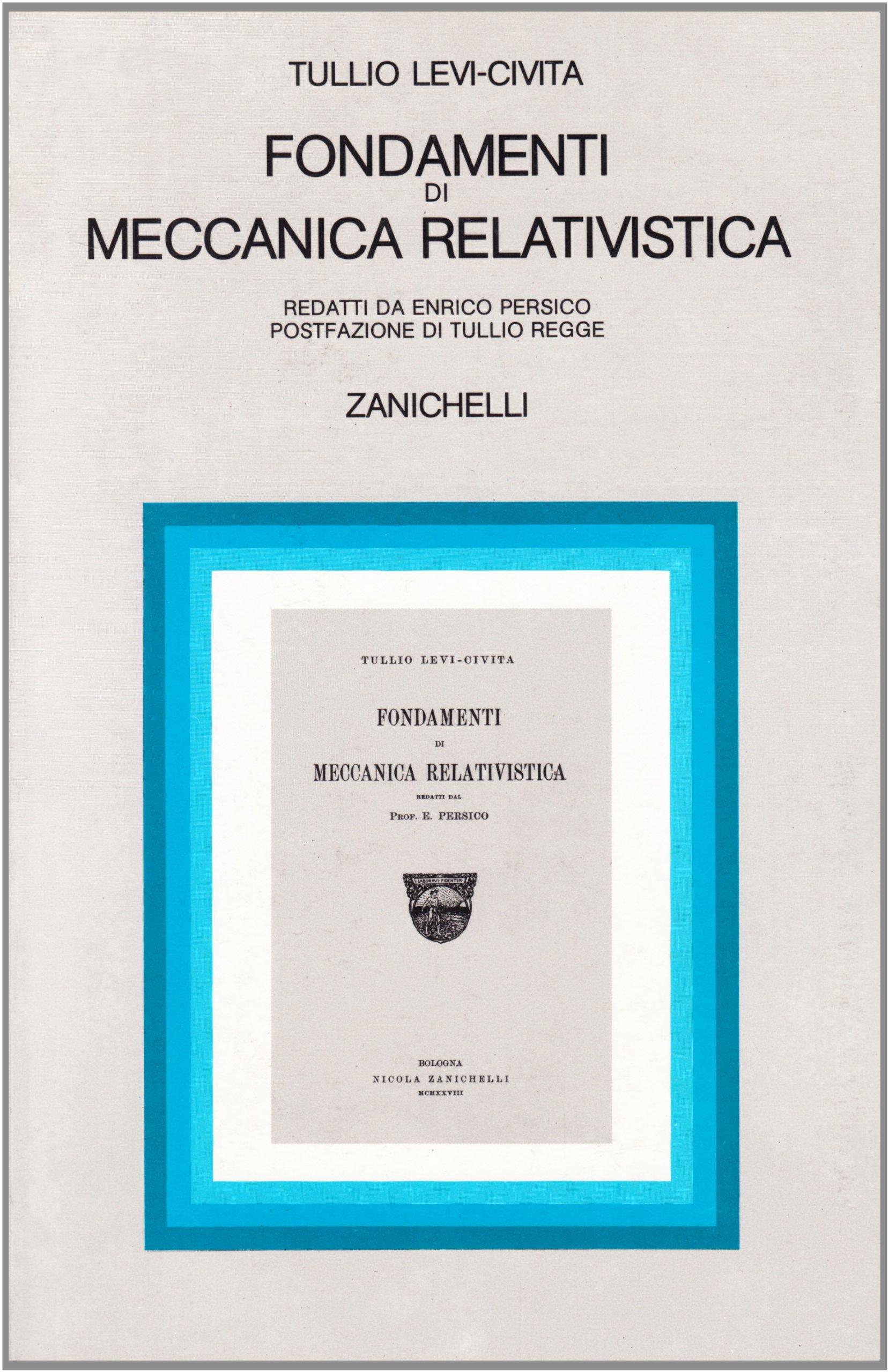 amazon.it: fondamenti di meccanica relativistica - tullio levi ... - Persici Arredo Bagno Bologna