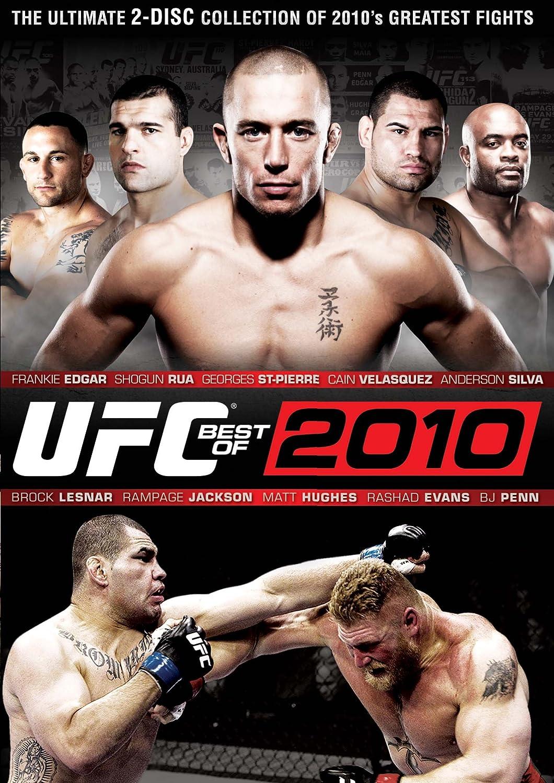 Amazon Com Ufc Best Of 2010 Cain Velasquez Brock Lesnar Rashad Evans Not Provided Movies Tv