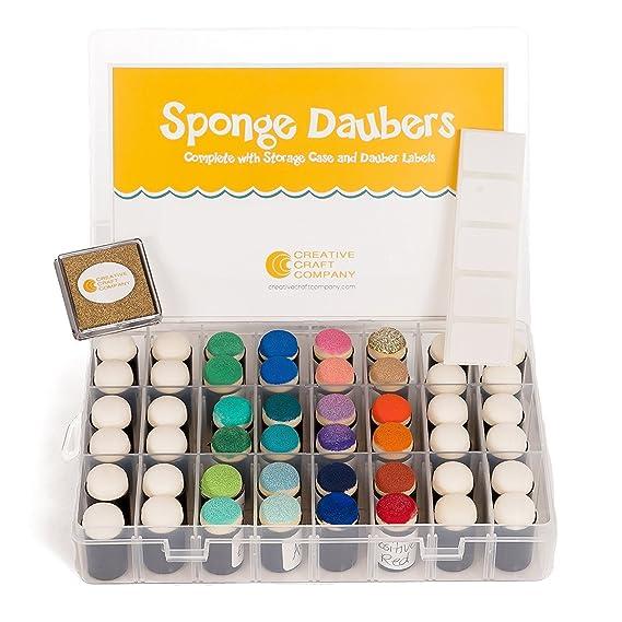 sponge daubers