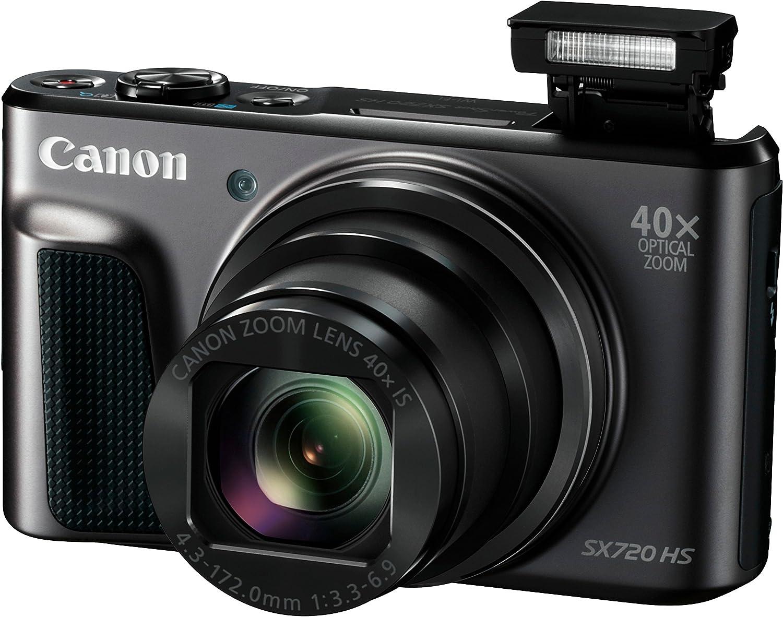 Canon PowerShot SX720 HS - Cámara Digital compacta de 20.3 MP ...