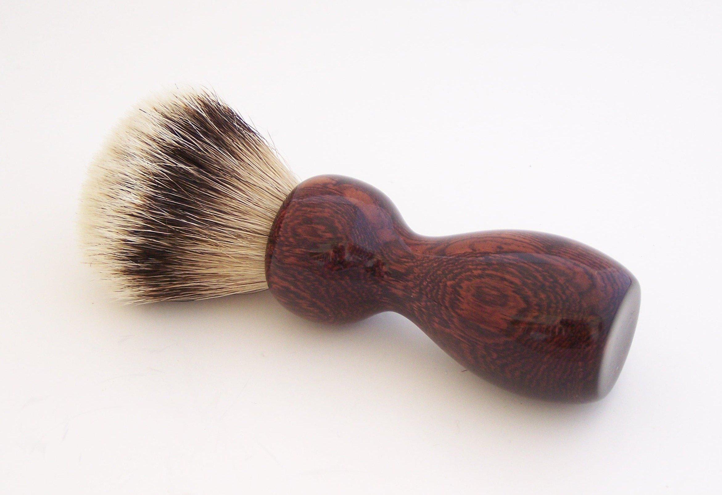 Camatillo Rosewood 20mm Super Silvertip Shaving Brush (C3)