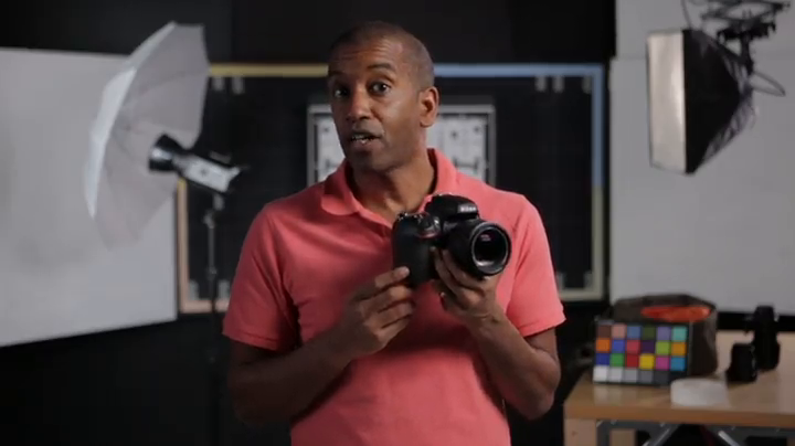 DPReview Nikon D800 Overview