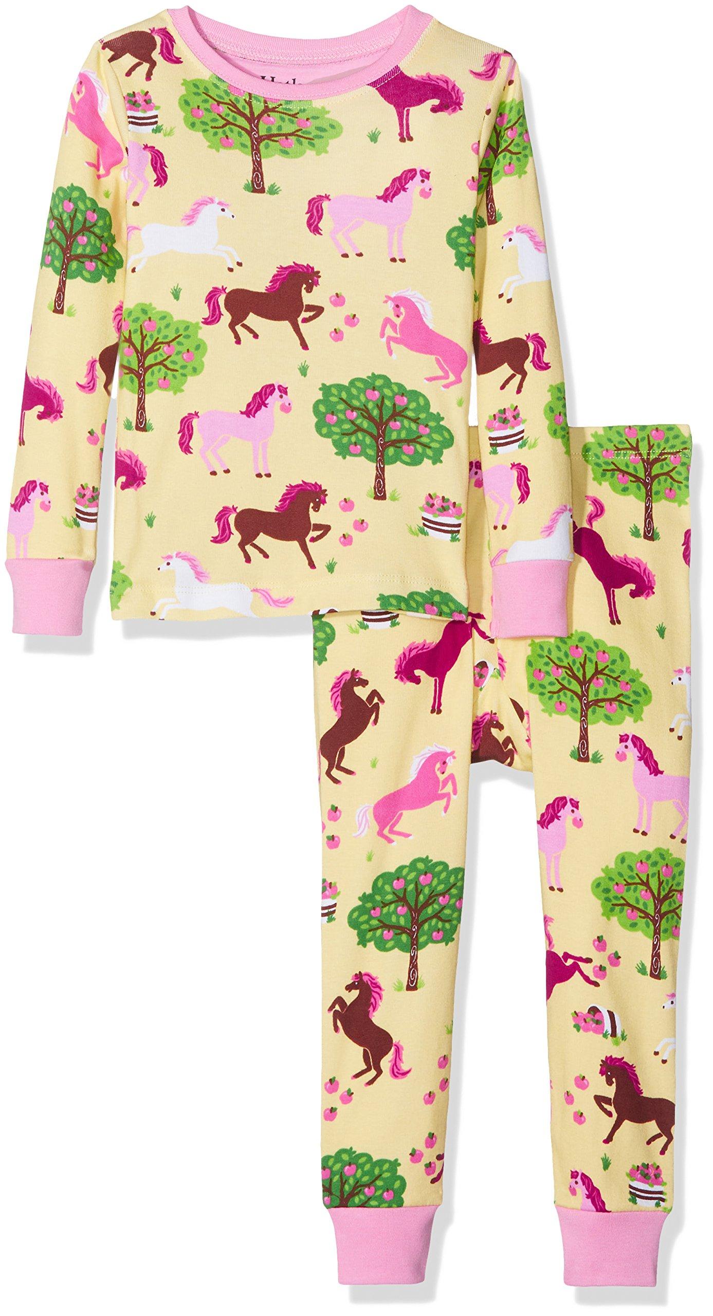 Hatley Pyjama Set - Pony Orchard - 3 Years - 97 cms