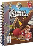 Jumbo 17630 - Smartgames - Reisespiel - Große Krabbelei