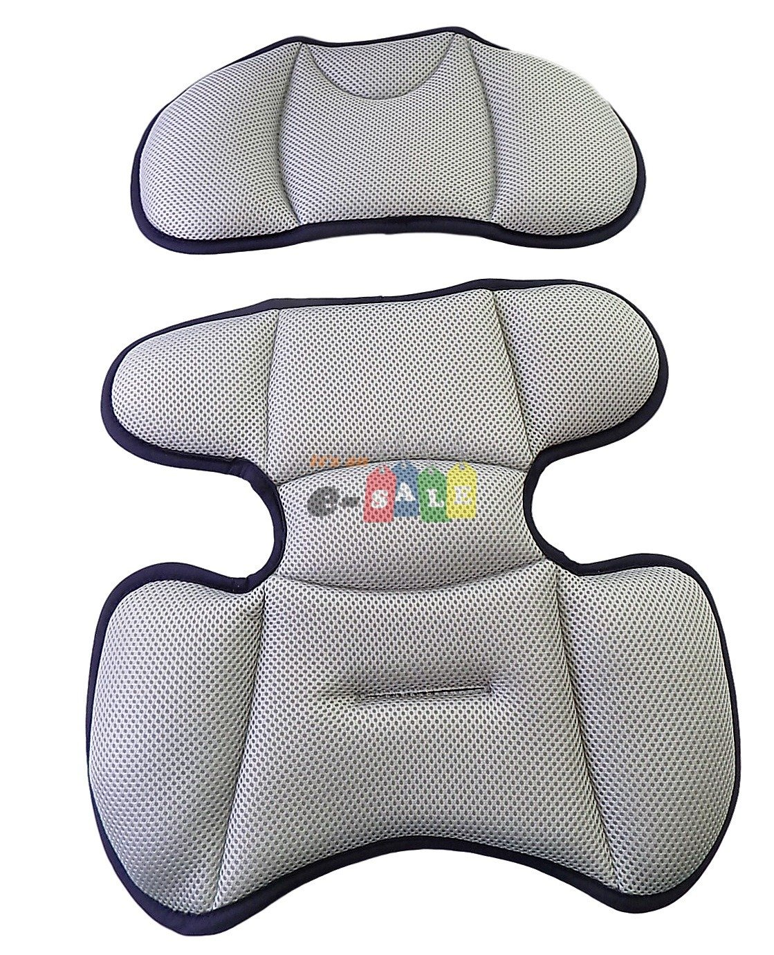 Replacement Infant Head and Body Insert for Chicco KeyFit & KeyFit 30 Car Seat - EQUINOX