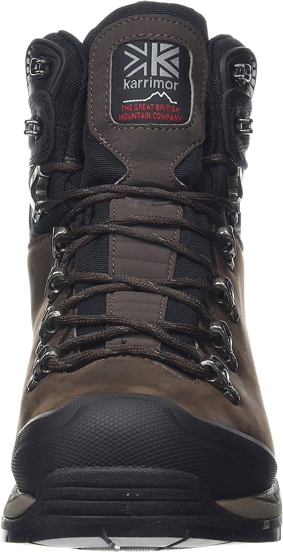 Karrimor KSB Cheetah Ch Weathertite Brown Chaussures de Randonn/ée Hautes Homme