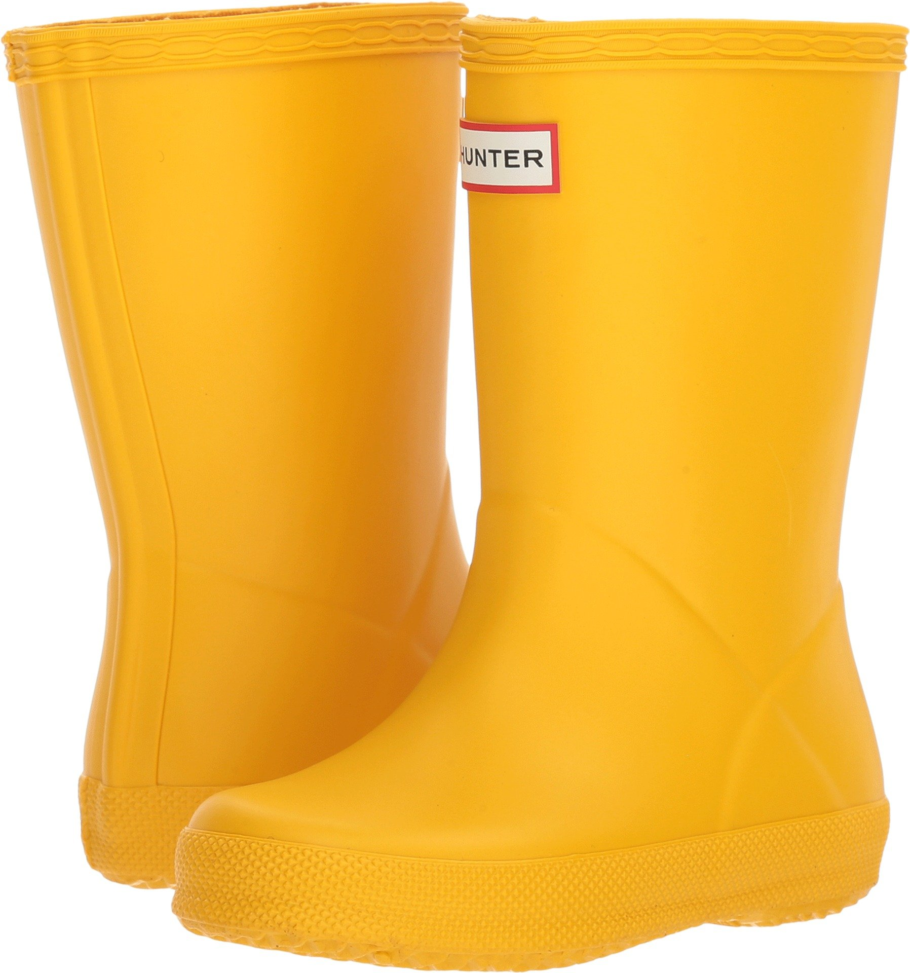 Hunters Boots First Classic Boot - Toddlers' Yellow, 12.0