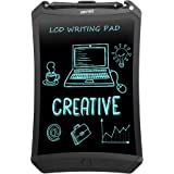 NewYes Robot pad 8.5 Inch LCD Writing tablet- electronic writing doodle pad Drawing board gifts for kids office writing board(Black)