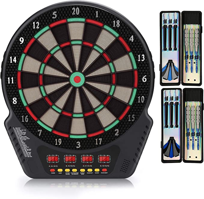 Biange Electronic Dart Board - Best Outdoor Use