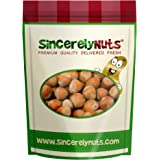 Sincerely Nuts Raw Hazelnuts (Filberts) in Shell - Five (5) Lb. Bag - Exquisitely Delish - Fresh and Crunchy - Bursting with Healthy Nutrients - Kosher Certified