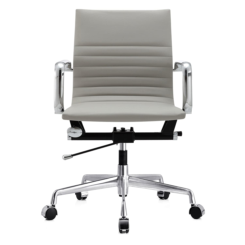 OIF MM4917 MM Series Task Chair, Black Chrome